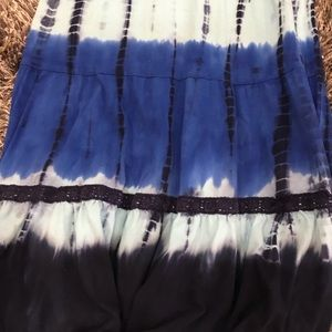 Justice Dresses - 🌟JUSTICE Bundle Size 8 ~blue Tie-dye & Multicolor